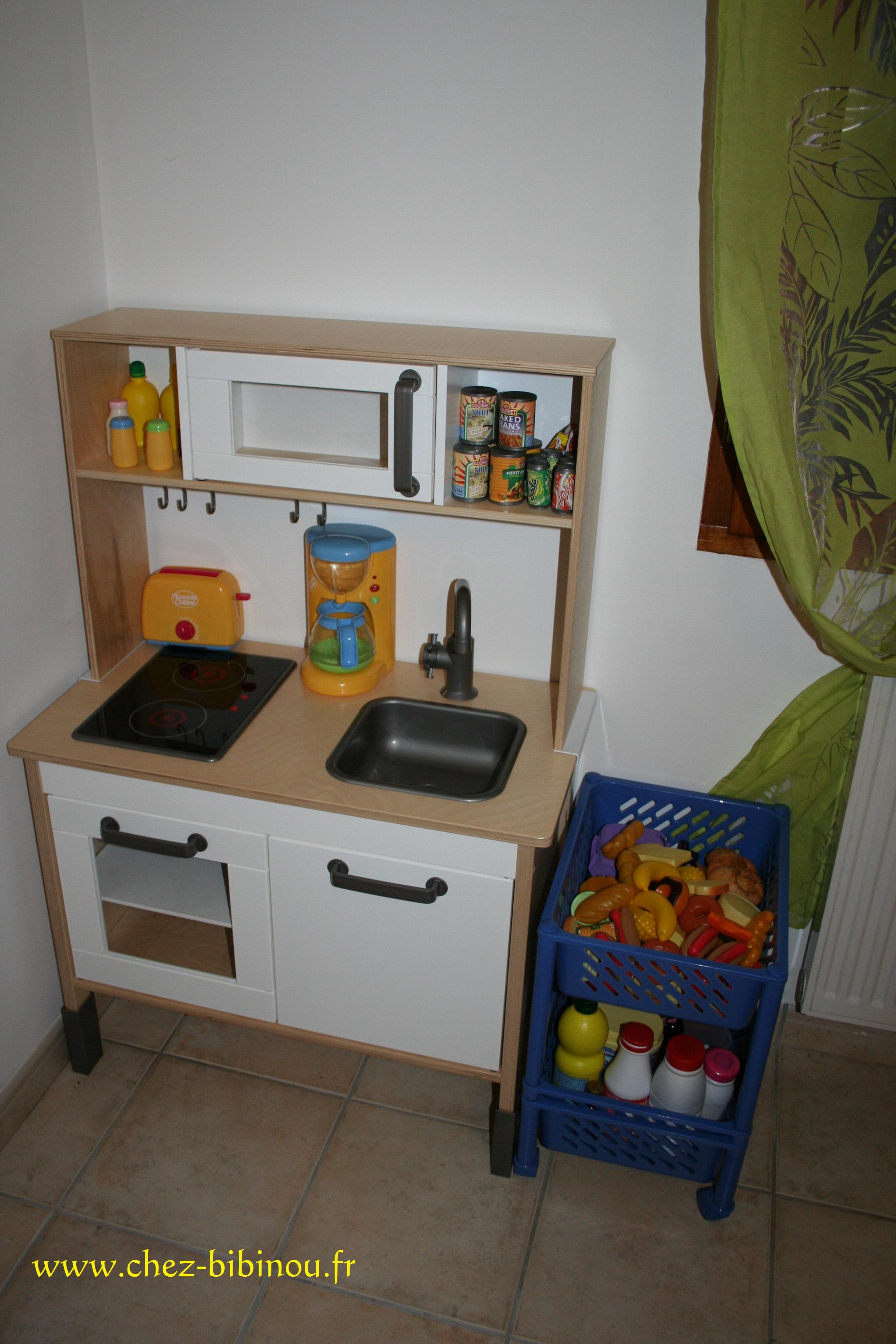Petite visite chez bibinou for Petite cuisine ikea