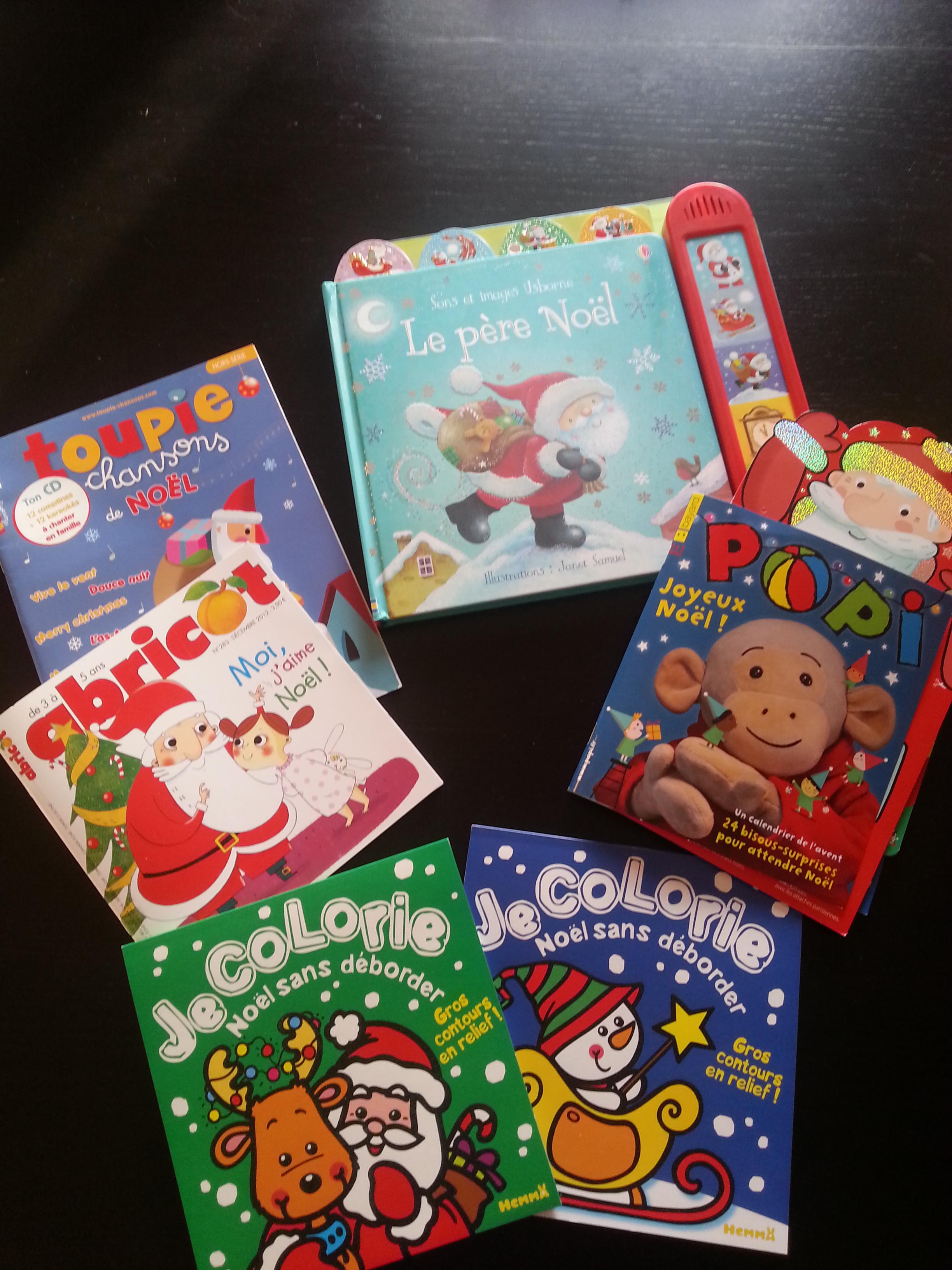 Livres du mois Décembre 2012