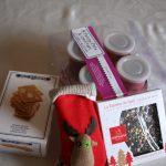le Père Noël est passé chez Yaël, pour Emma et Nanie (merci)