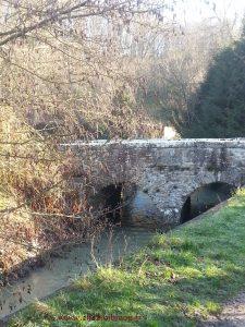 pont sur la Drouette