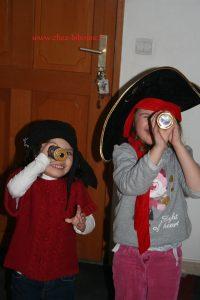 les pirates veulent mon trésor :-)