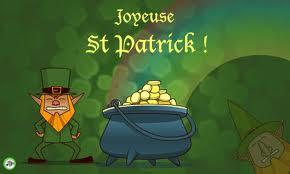 Joyeuse St Patrick !