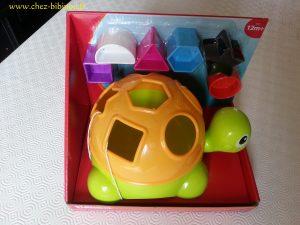 Enora et les tortues ;-) petit cadeau souvenir