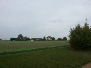 vu de l'aire de jeux du village (01.10.2013)