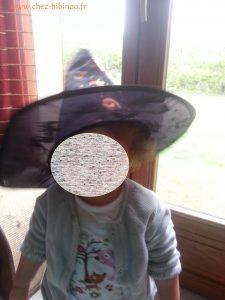 une mini sorcière, Enora