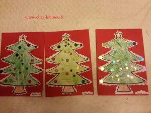 petite carte pour Noël