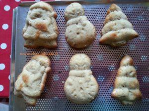 Petits gâteaux à la cannelle