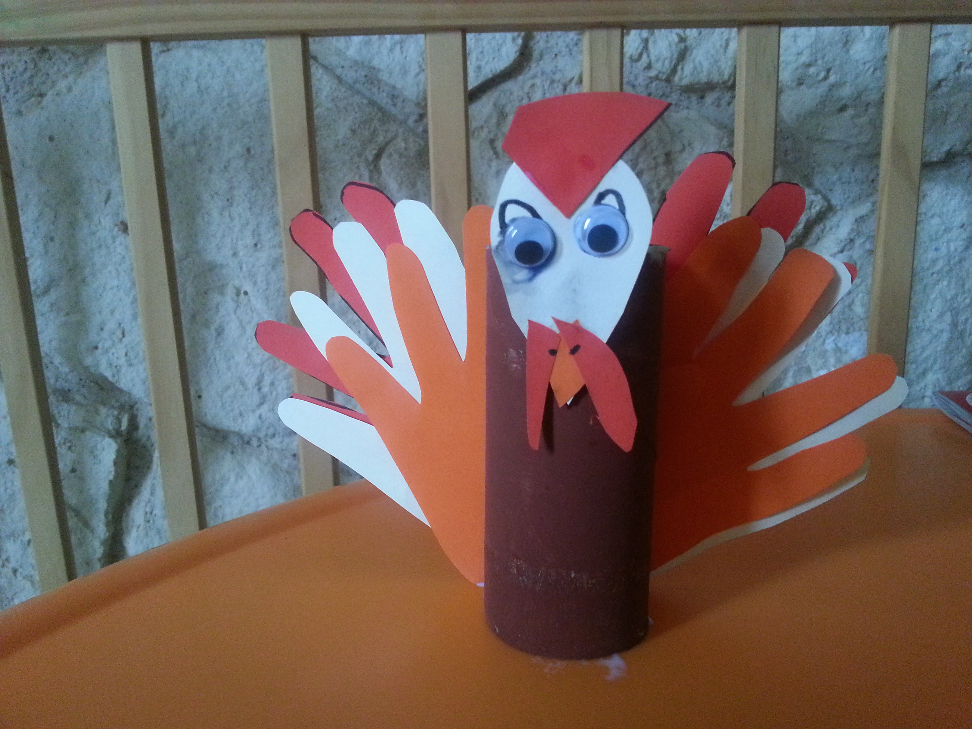 Dinde de Thanksgiving 2014
