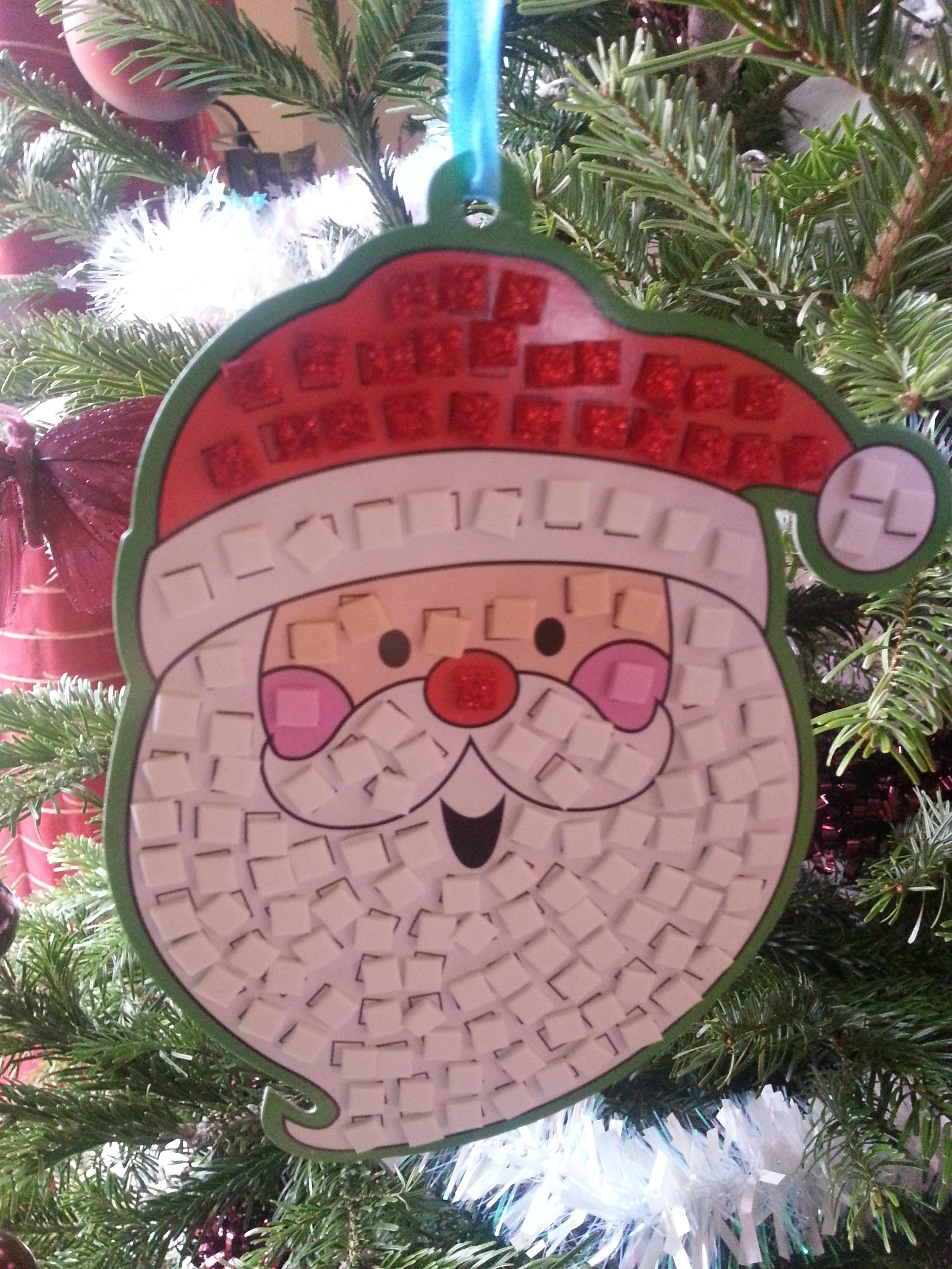 Mosaïques de Noël
