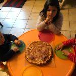 J'aime la galette.... aux pommes, elle est bien bonne !