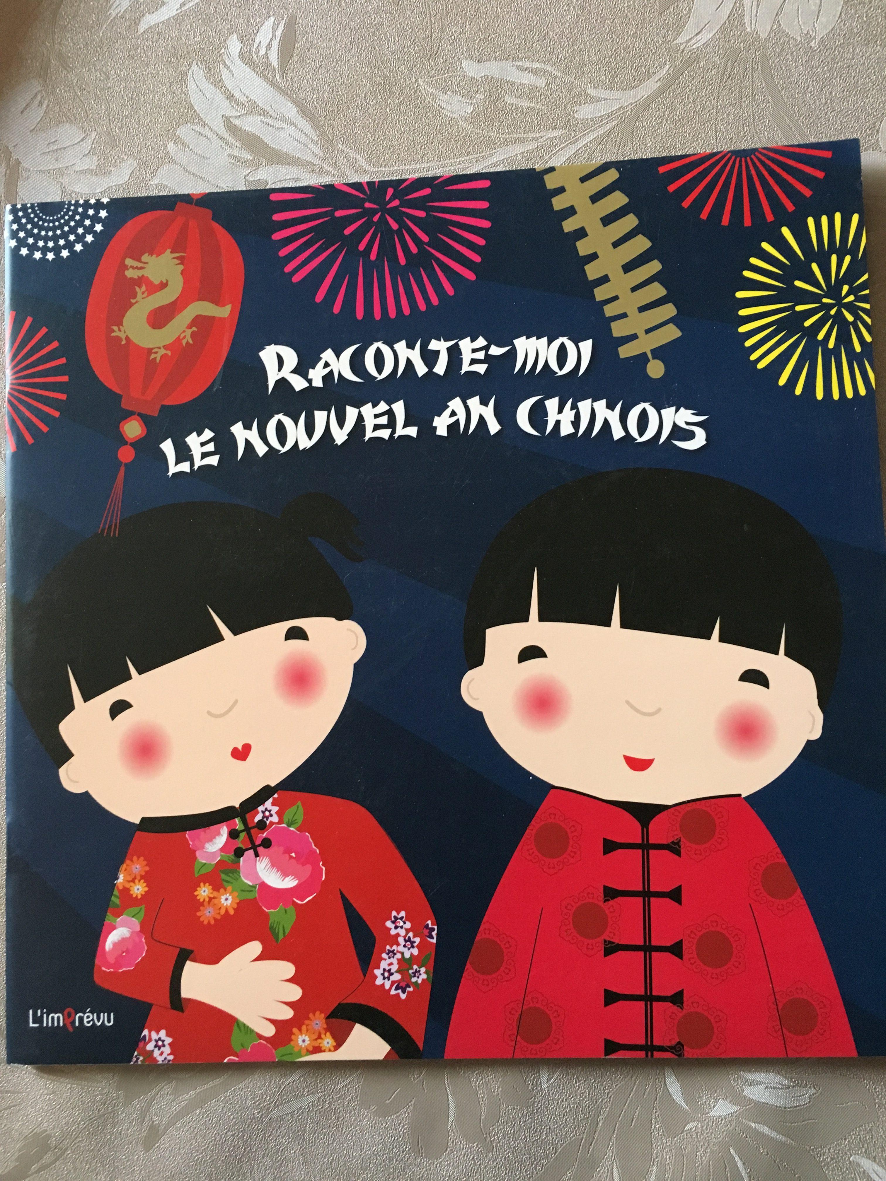 """""""Raconte-moi le Nouvel An Chinois"""""""