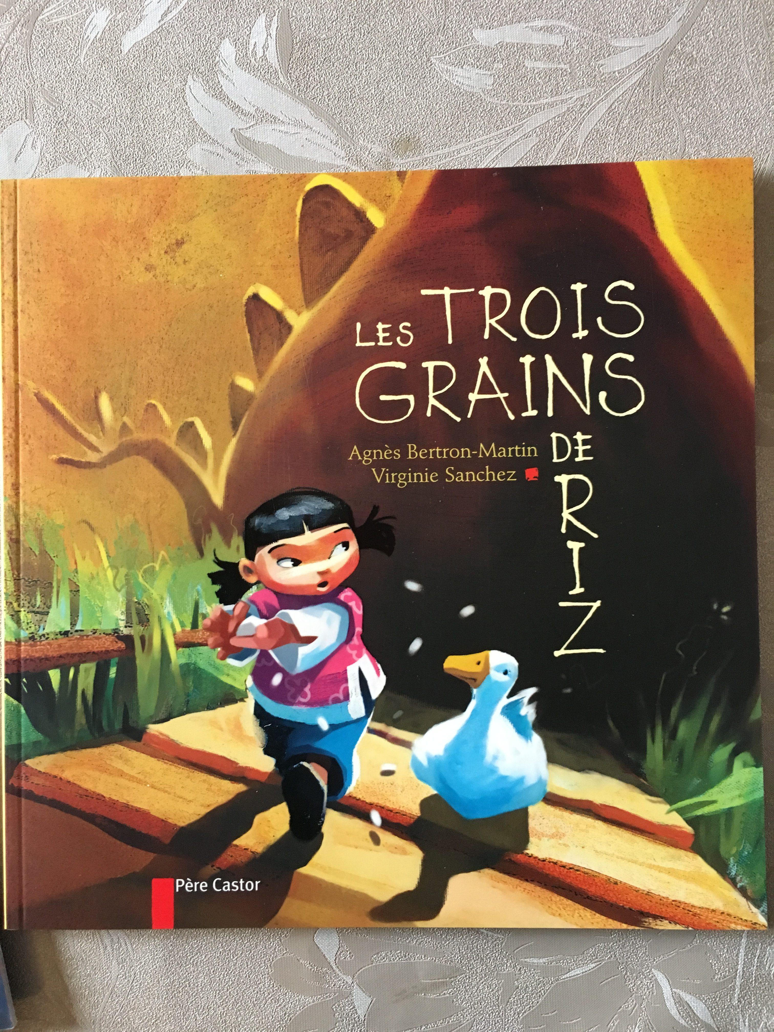 """""""Les trois grains de riz"""""""