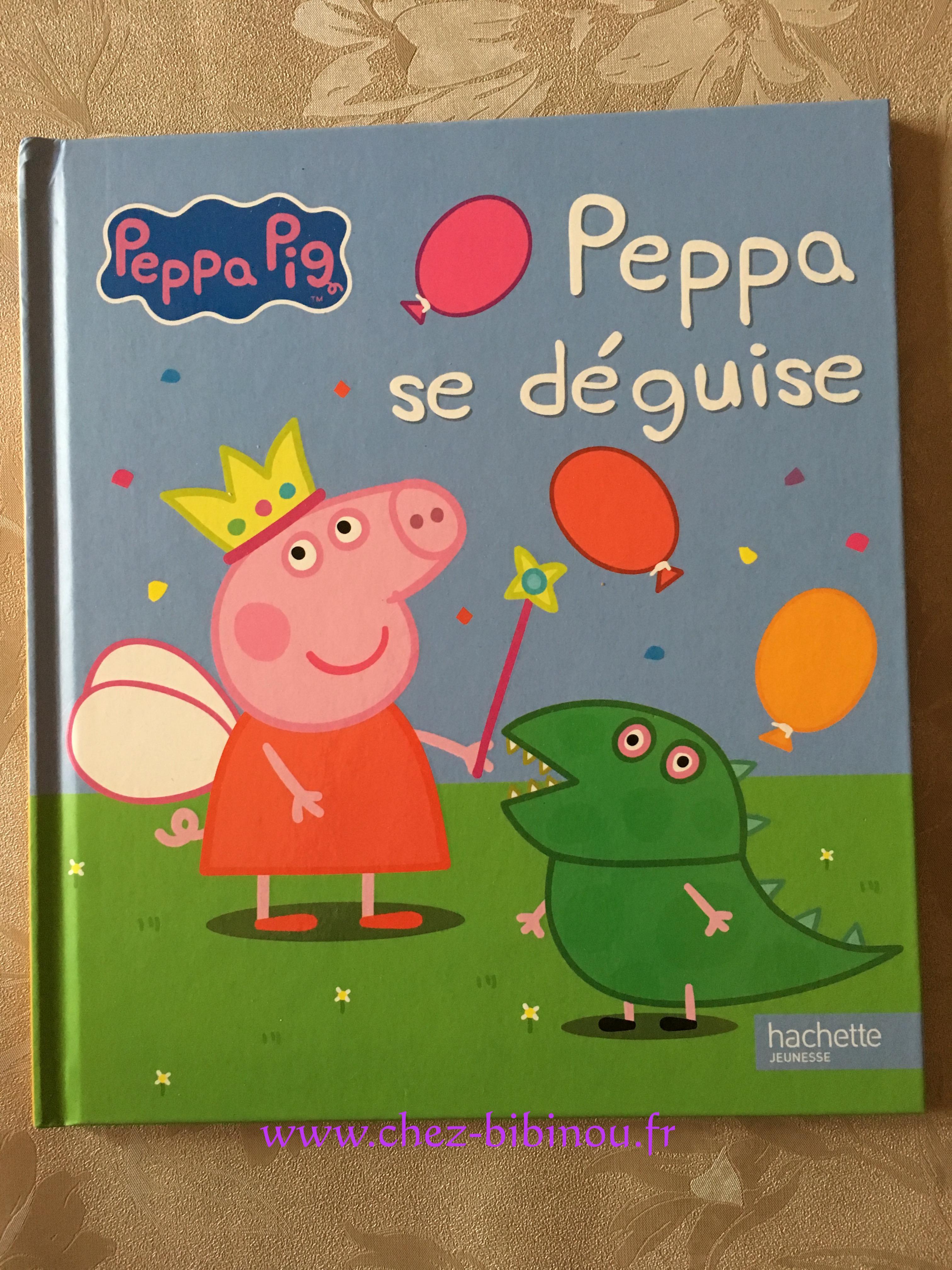 Peppa se déguise