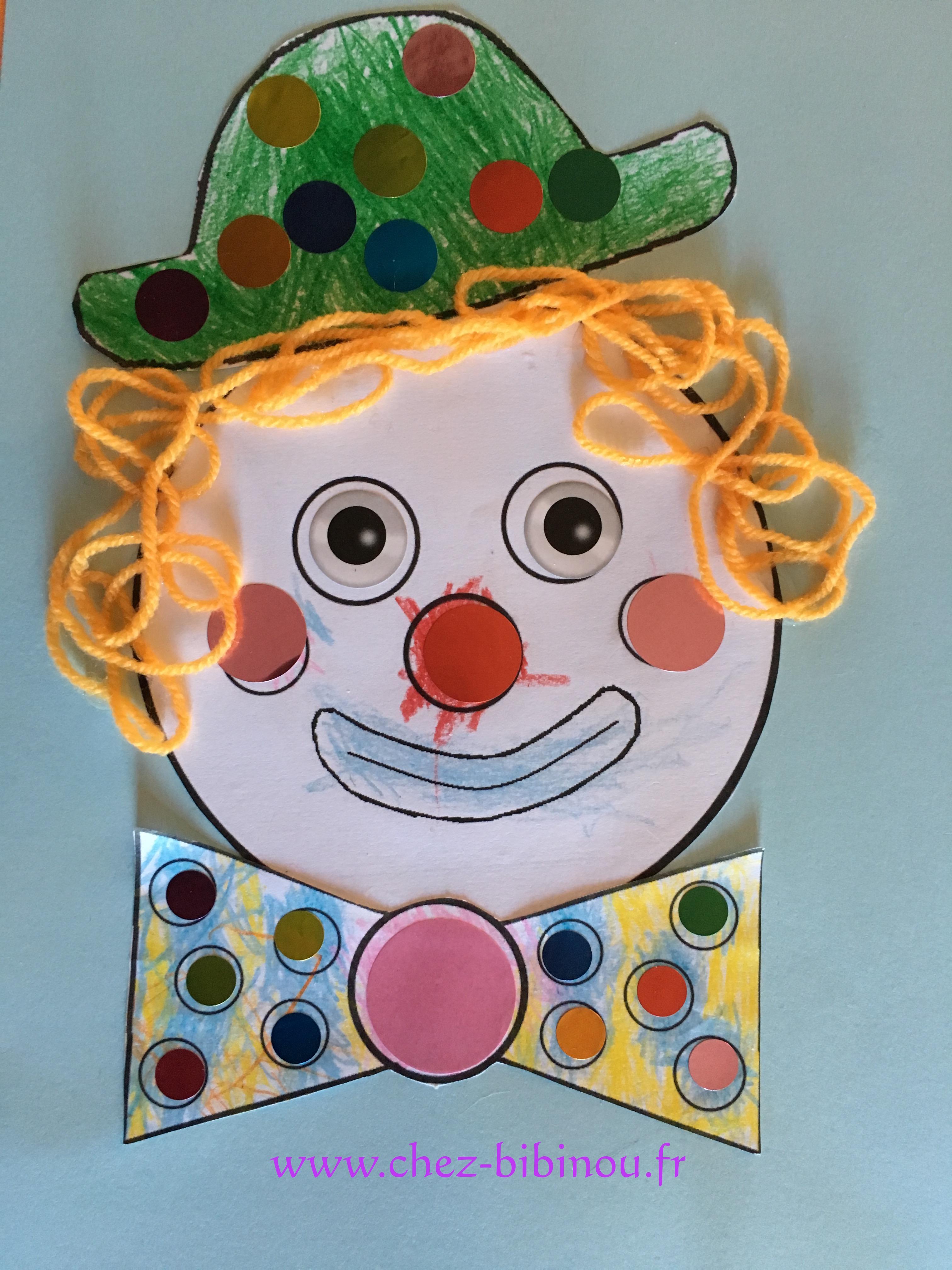 Clown de Carnaval